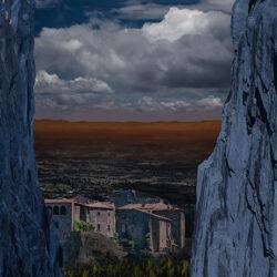 Blick in die Terra Burgess